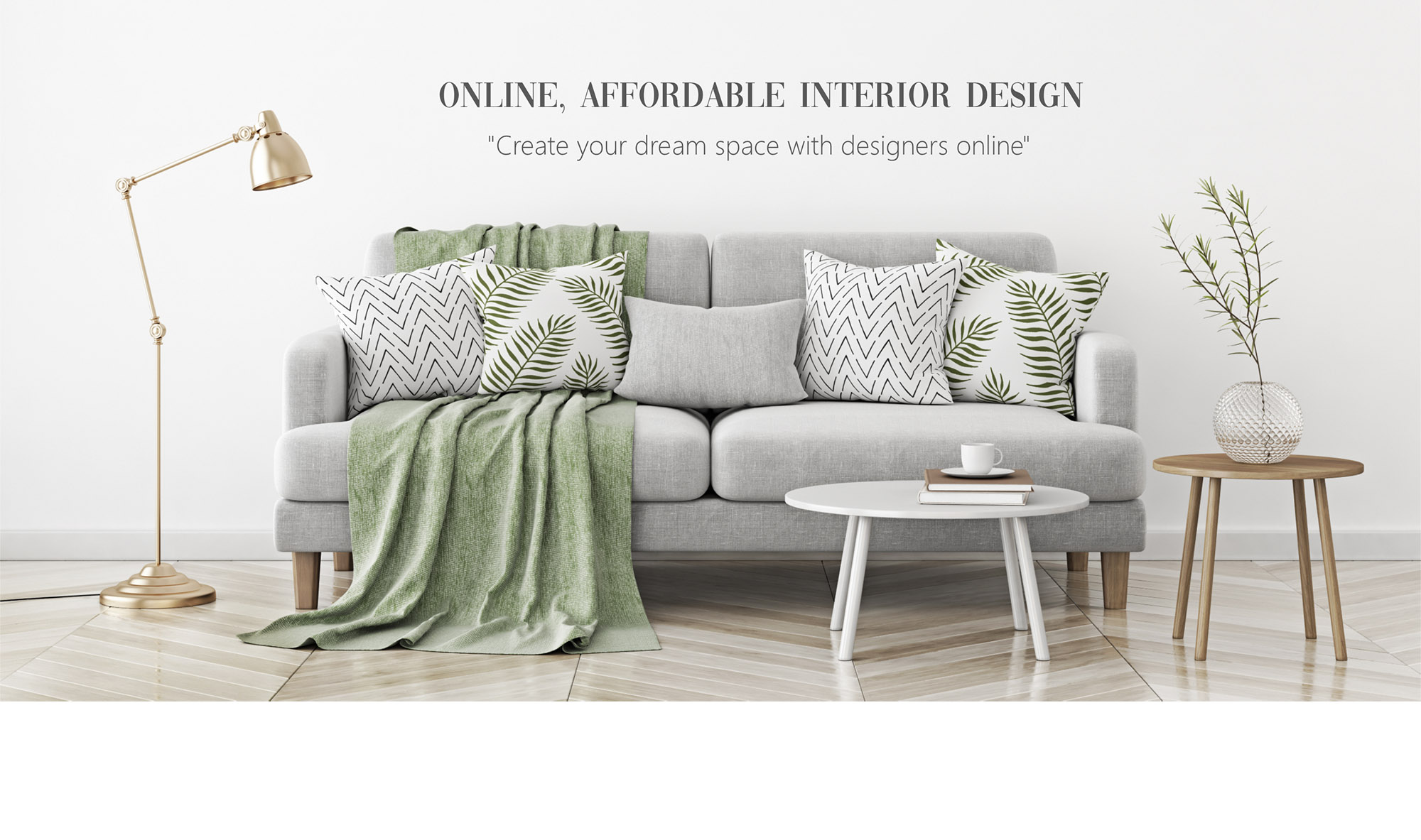 Spruce Interiors Online affordable interior design