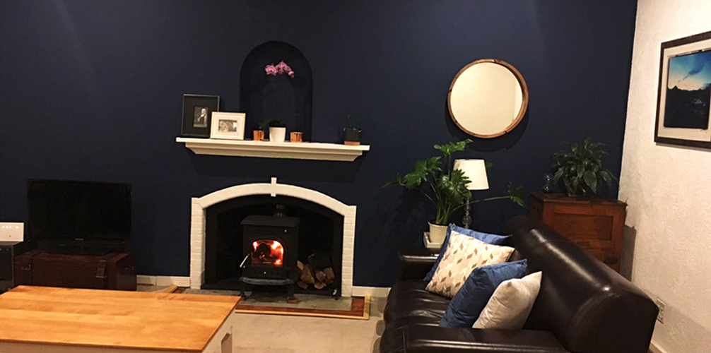 Candice Nel, one of our Spruce Online Interior Designers and a completed project